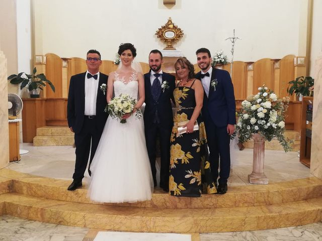 Il matrimonio di Carmelo  e Fabiana  a Giardini-Naxos, Messina 9