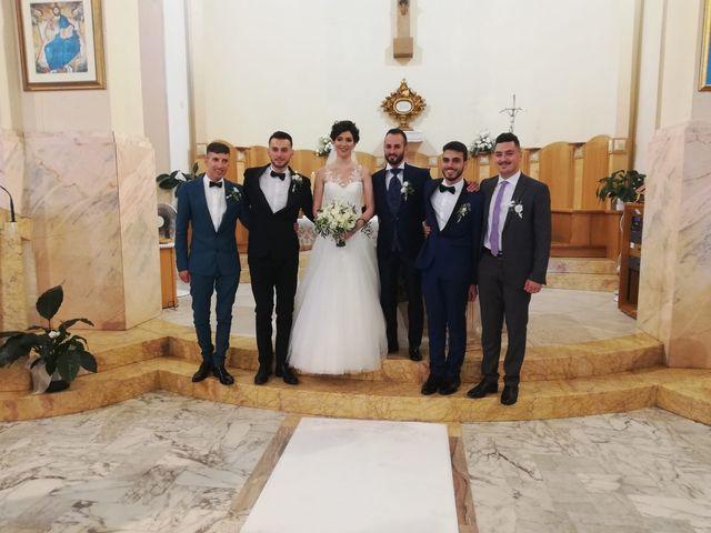 Il matrimonio di Carmelo  e Fabiana  a Giardini-Naxos, Messina 10