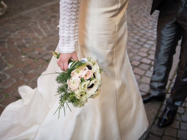 Le nozze di Claudia e Alessandro