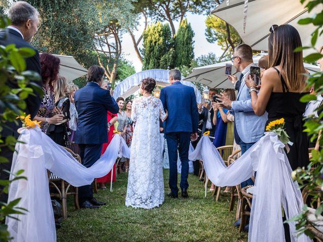 Il matrimonio di Stefano e Virna a Roma, Roma 1