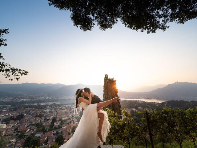Le nozze di Chiara e Denny