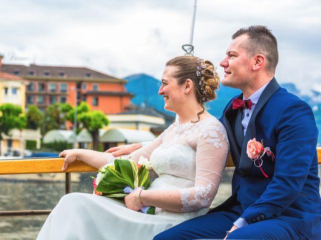 Il matrimonio di Iuri e Roberta a Baveno, Verbania 30