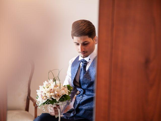 Il matrimonio di Davide e Vanessa a Adrano, Catania 1