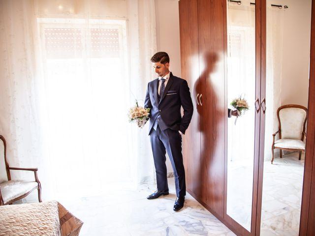 Il matrimonio di Davide e Vanessa a Adrano, Catania 4