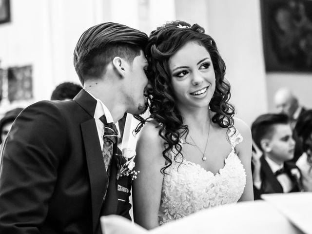 Il matrimonio di Davide e Vanessa a Adrano, Catania 13