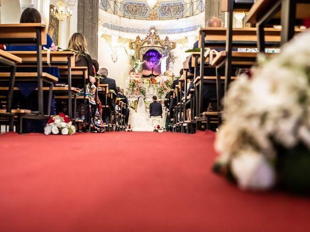 Il matrimonio di Davide e Vanessa a Adrano, Catania 14