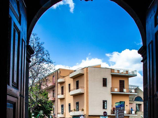 Il matrimonio di Davide e Vanessa a Adrano, Catania 15