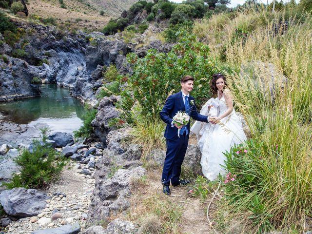 Il matrimonio di Davide e Vanessa a Adrano, Catania 16