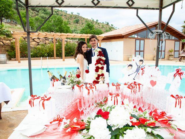 Il matrimonio di Davide e Vanessa a Adrano, Catania 19