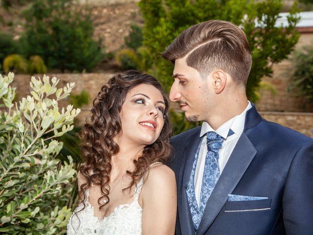 Il matrimonio di Davide e Vanessa a Adrano, Catania 20