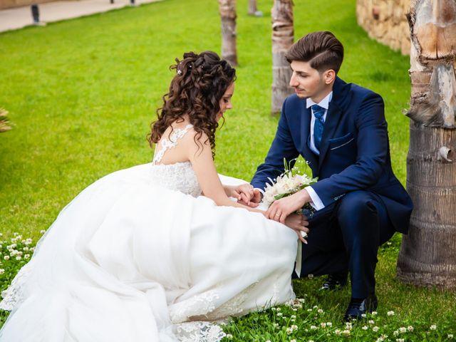 Il matrimonio di Davide e Vanessa a Adrano, Catania 21