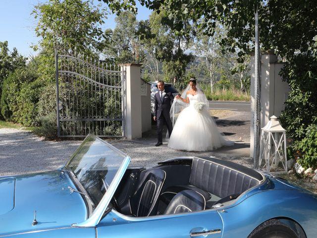 Il matrimonio di Marco e Jennifer a Massarosa, Lucca 13