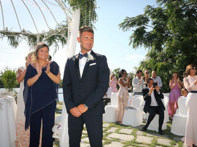 Il matrimonio di Marco e Jennifer a Massarosa, Lucca 14