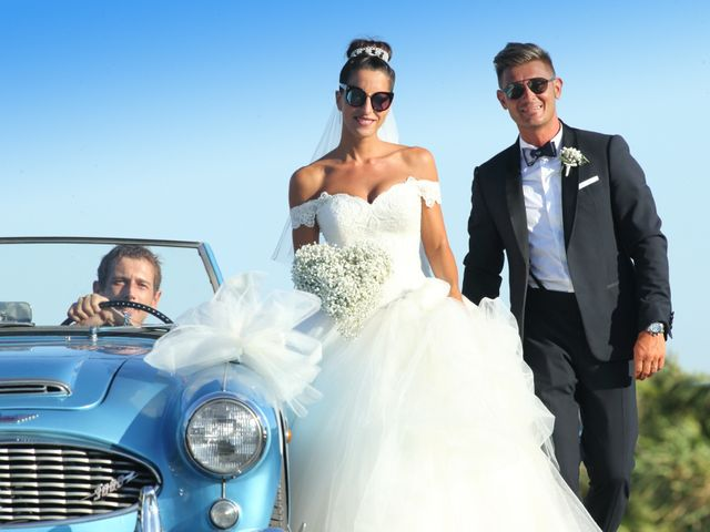 Il matrimonio di Marco e Jennifer a Massarosa, Lucca 19
