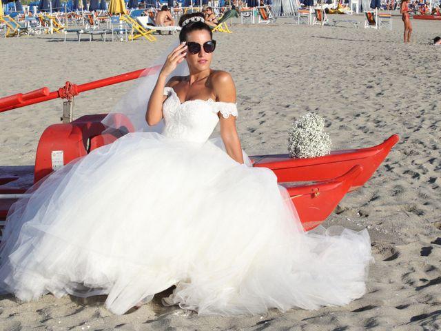 Il matrimonio di Marco e Jennifer a Massarosa, Lucca 20