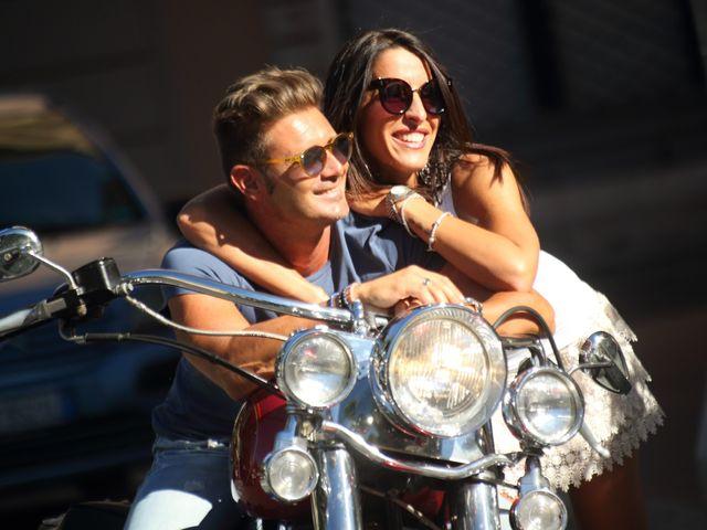 Il matrimonio di Marco e Jennifer a Massarosa, Lucca 25