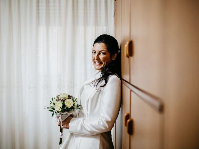 Il matrimonio di Stefano e Lorena a Montorio al Vomano, Teramo 17