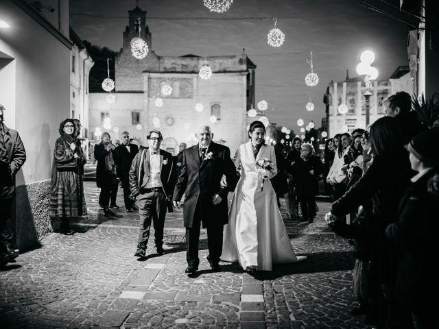 Il matrimonio di Stefano e Lorena a Montorio al Vomano, Teramo 20