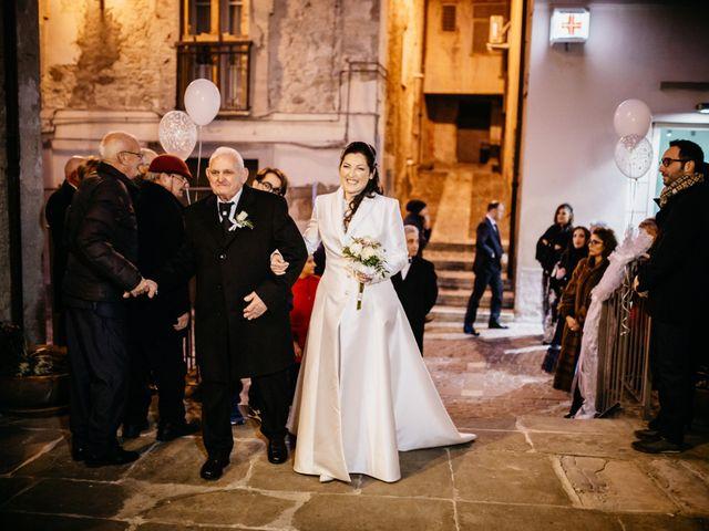 Il matrimonio di Stefano e Lorena a Montorio al Vomano, Teramo 21