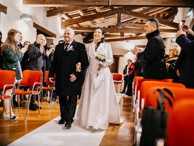 Il matrimonio di Stefano e Lorena a Montorio al Vomano, Teramo 22