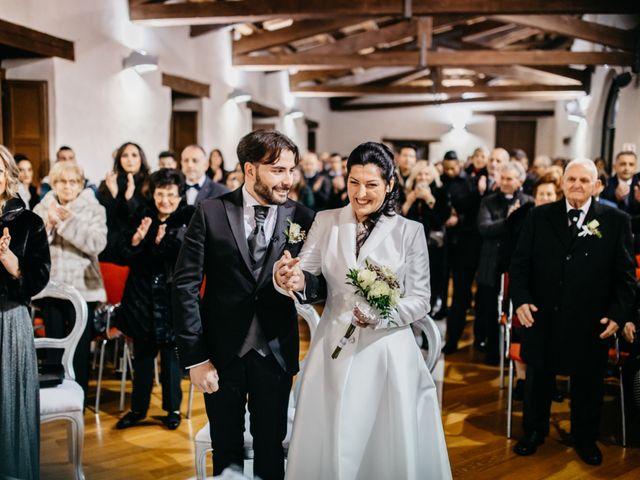 Il matrimonio di Stefano e Lorena a Montorio al Vomano, Teramo 23