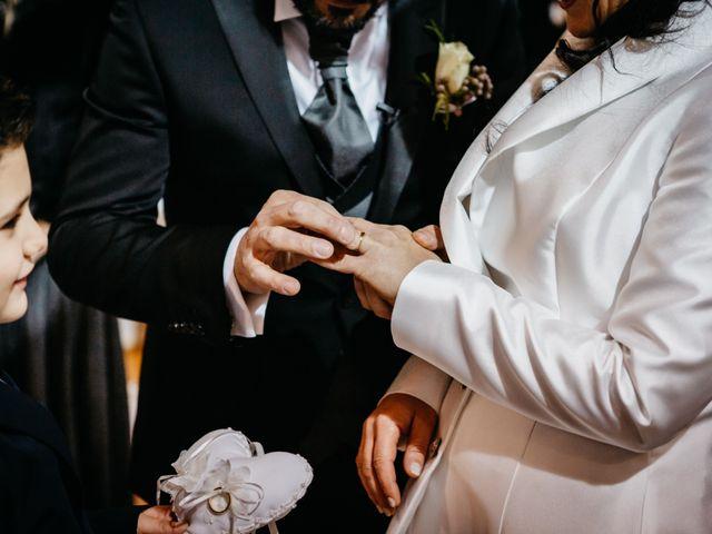 Il matrimonio di Stefano e Lorena a Montorio al Vomano, Teramo 24