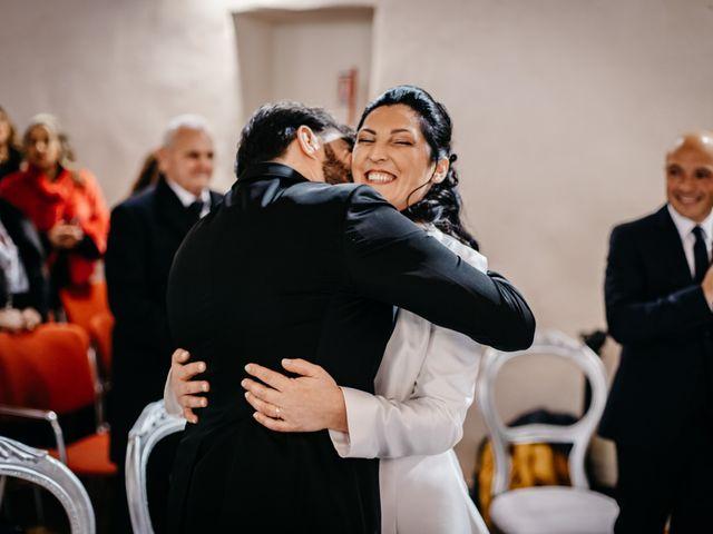 Il matrimonio di Stefano e Lorena a Montorio al Vomano, Teramo 25