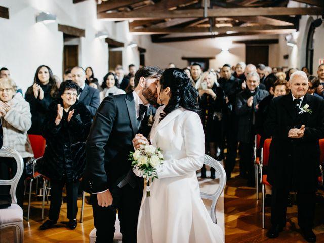 Il matrimonio di Stefano e Lorena a Montorio al Vomano, Teramo 26