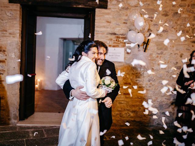 Il matrimonio di Stefano e Lorena a Montorio al Vomano, Teramo 27