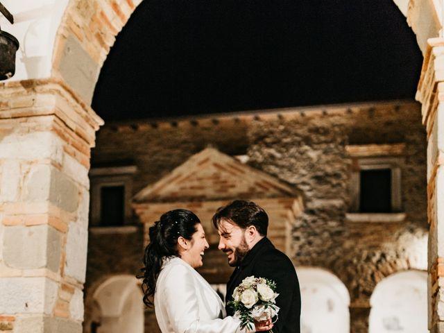 Il matrimonio di Stefano e Lorena a Montorio al Vomano, Teramo 28
