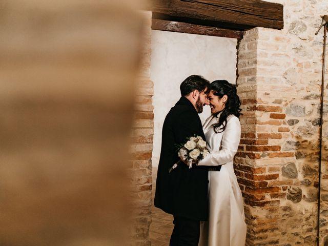 Il matrimonio di Stefano e Lorena a Montorio al Vomano, Teramo 31