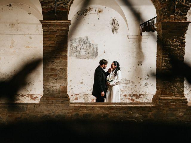 Il matrimonio di Stefano e Lorena a Montorio al Vomano, Teramo 33