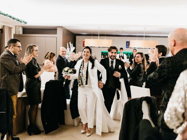 Il matrimonio di Stefano e Lorena a Montorio al Vomano, Teramo 37