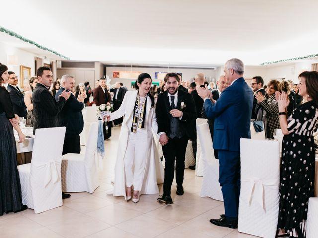 Il matrimonio di Stefano e Lorena a Montorio al Vomano, Teramo 38