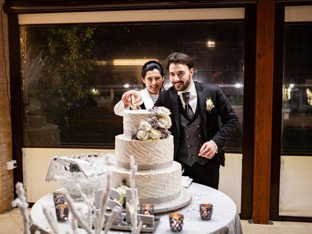 Il matrimonio di Stefano e Lorena a Montorio al Vomano, Teramo 42