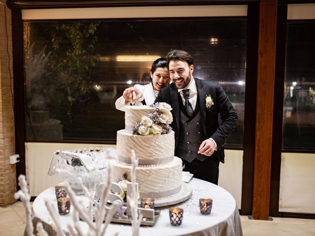 Il matrimonio di Stefano e Lorena a Montorio al Vomano, Teramo 43