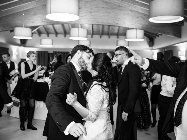 Il matrimonio di Stefano e Lorena a Montorio al Vomano, Teramo 46