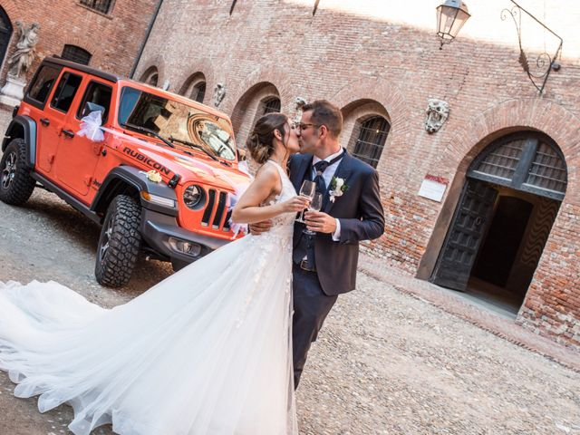 Il matrimonio di Andrea e Laura a Sant'Angelo Lodigiano, Lodi 22