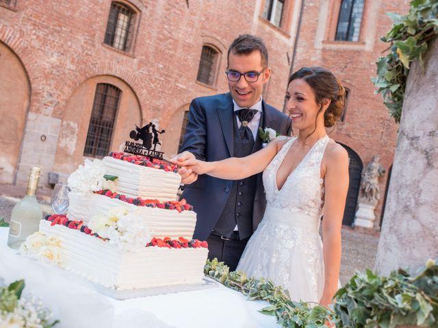 Il matrimonio di Andrea e Laura a Sant'Angelo Lodigiano, Lodi 32