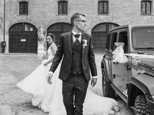 Il matrimonio di Andrea e Laura a Sant'Angelo Lodigiano, Lodi 27