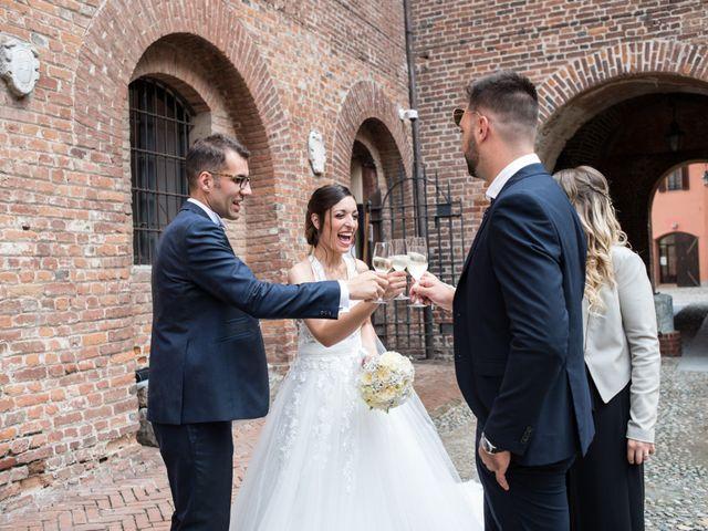 Il matrimonio di Andrea e Laura a Sant'Angelo Lodigiano, Lodi 21