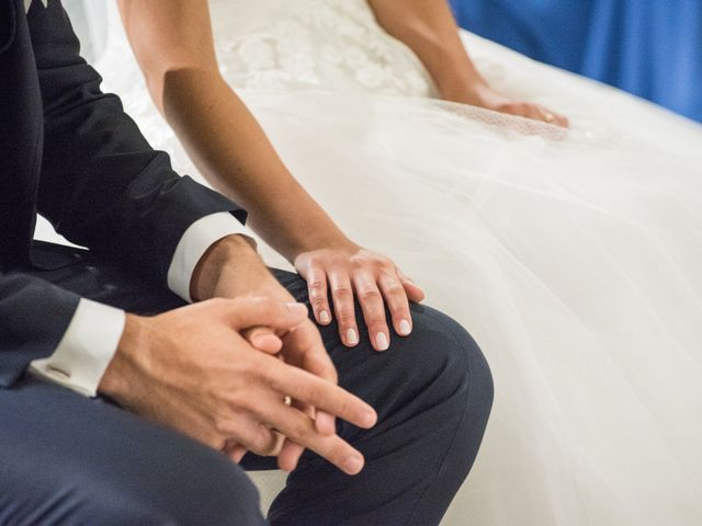 Il matrimonio di Andrea e Laura a Sant'Angelo Lodigiano, Lodi 16