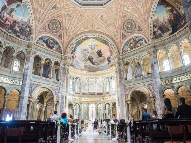 Il matrimonio di Andrea e Laura a Sant'Angelo Lodigiano, Lodi 15