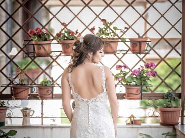 Il matrimonio di Giuseppina e Raffaele a Boscoreale, Napoli 6