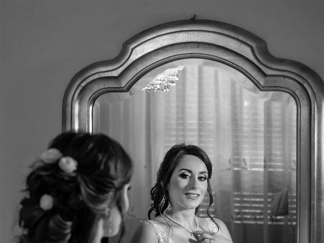 Il matrimonio di Giuseppina e Raffaele a Boscoreale, Napoli 8