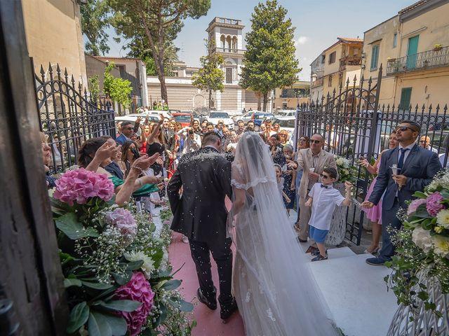 Il matrimonio di Giuseppina e Raffaele a Boscoreale, Napoli 2