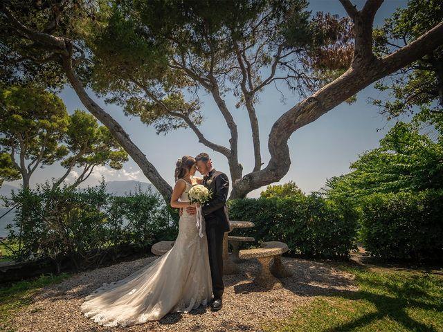 Il matrimonio di Giuseppina e Raffaele a Boscoreale, Napoli 10