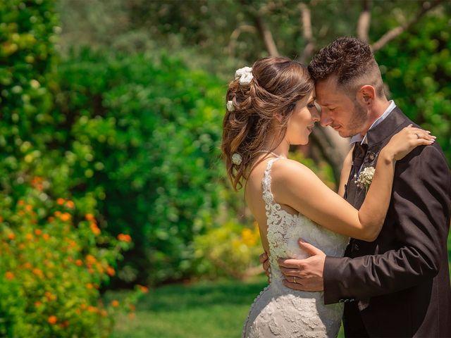 Il matrimonio di Giuseppina e Raffaele a Boscoreale, Napoli 12