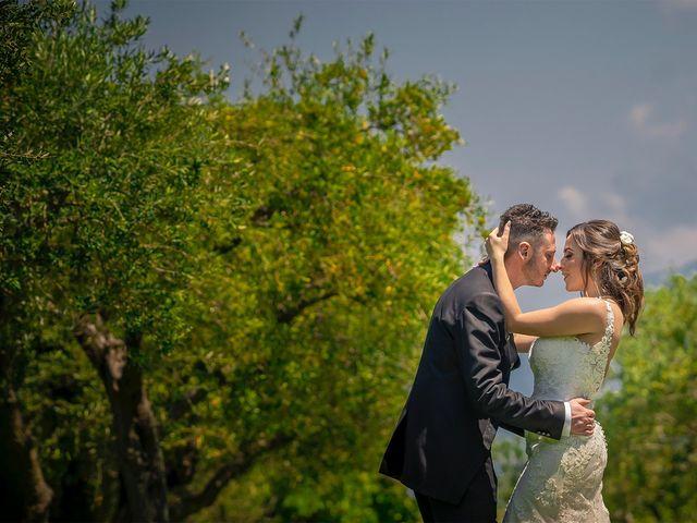 Il matrimonio di Giuseppina e Raffaele a Boscoreale, Napoli 13