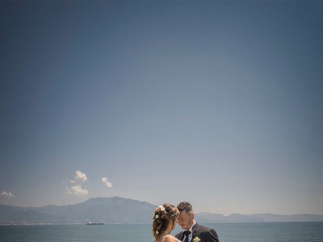 Il matrimonio di Giuseppina e Raffaele a Boscoreale, Napoli 14